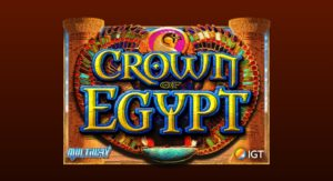 Crown of Egypt Slot Game